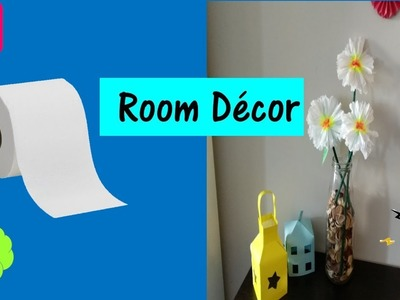 Paper crafts | tissue paper flowers | best out of waste ideas | diy arts and crafts | diy home decor