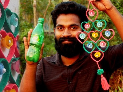 കുപ്പി കളയാൻ വരട്ടെ | Waste Bottle Craft | M4tech Craft |