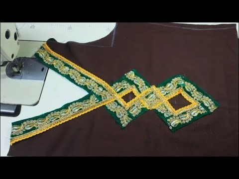 Trendy Kurta.Kurti Neckline Easy to Make(DIY)