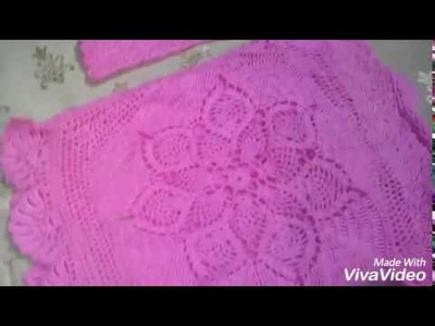 Beautiful cardigan design for ladies and girls crochet at home
