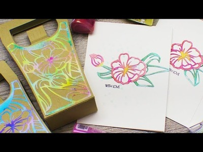 Crafting With May Tonic Craft Kit | LIVE Chat!