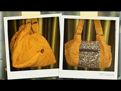 DIY : Designer Handbag Tutorial By Anamika Mishra. .