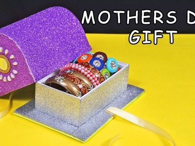 DIY MOTHERS DAY GIFT IDEAS! | BANGLES HOLDER FOR MOTHER'S DAY GIFT