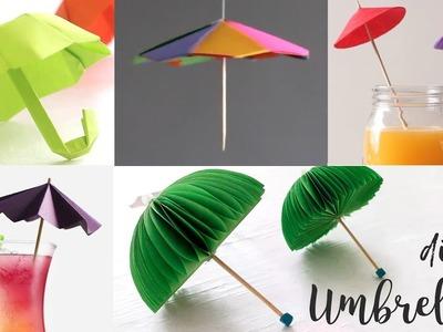 DIY Umbrellas   Craft Ideas   Cool Idea You Should Know