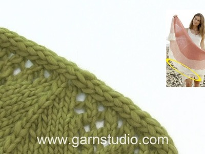 How to cast off with i-cord casting off.