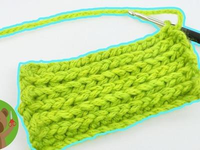 How to knit stitch Tamil | Thaiyal Kalai | Half Treble Crochets Payanpaduthi Thaiyal