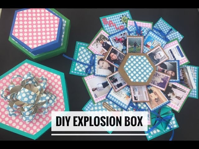 How To Make Explosion Box