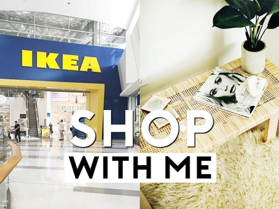 IKEA SHOP WITH ME & HAUL! WHAT'S NEW 2018 | Nastazsa