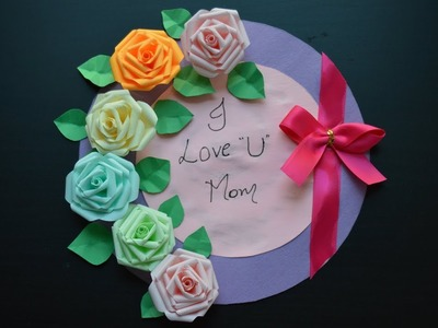 MOTHER'S DAY CARD | MOTHER'S DAY CRAFT | HOW TO MAKE A CARD | DIY CARD | 3D CARD
