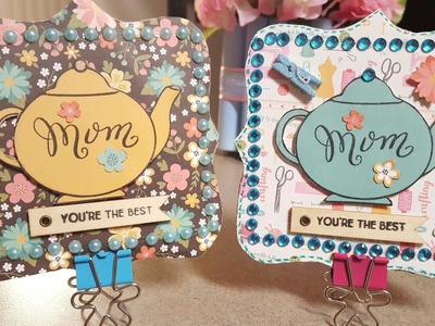 MOTHER'S DAY INSPIRED DESIGN TEAM PROJECT | MAYMAY MADE IT