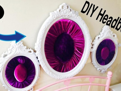 Tricky way to make a vintage headboard. GREATEST HOME DECOR IDEAS YOU'VE EVER SEEN