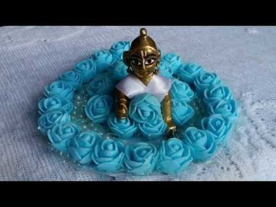 78. How to make Krishna's Outfit