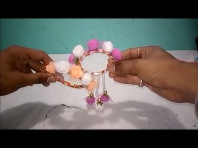 Best gift for mothers day   Hand made bangles   How to make.