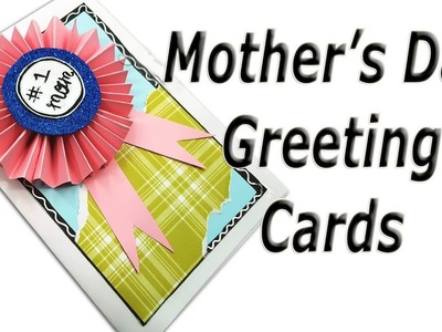 DIY Mother's Day Greeting Card | How to make | JK Arts 1393