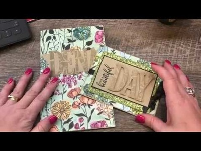 How to create Embossed Die Cuts to Embellish Your Cards