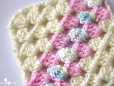 How to Crochet Corner-to-Corner Granny Stitch