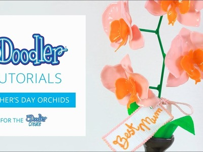 How to Doodle: Orchids