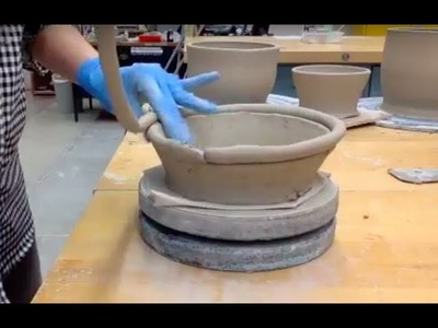How to make a coil pot