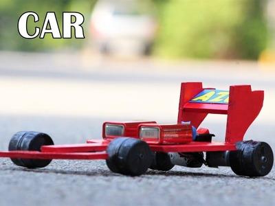 How to make a F1 Car - Dual Motor powered