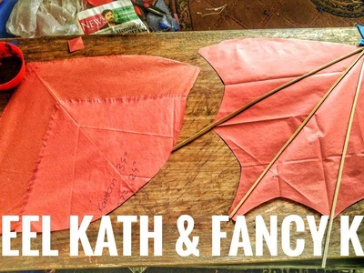 How to Make Fancy Kites - Kites Korner