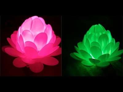 How to make lotus using spoon