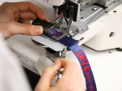 How We Make Our Embroidered Nylon Dog Collars