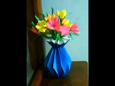 Diy paper crafts easy envelope card how to make origami envelope paper flower make diy paper crafts how to make paper mightylinksfo